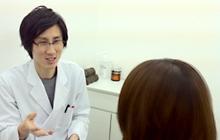 問診や身体のチェックでわかった生理(月経)トラブルの原因について説明します。